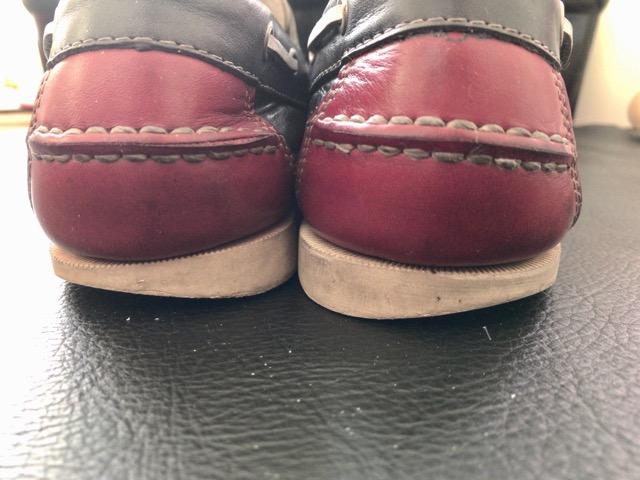 シューズドクター】かかとを補修して靴の状態と身体のバランスを